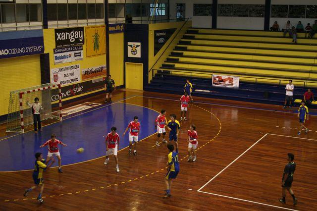 SLB : DFH - Fase Final Campeonato Nacional 1ª Divisão Iniciados Masculinos - Troféu Pousadas da Juventude 15