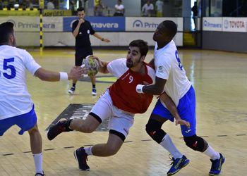 Arsenal C. Devesa : CF Belenenses - Campeonato Andebol 1 - foto: Porfírio Ferreira