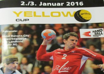 Cartaz Yellow Cup 2016