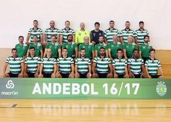 Foto Sporting CP - Andebol 1 - 2016-17