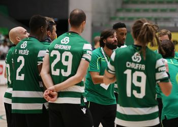 Sporting CP : HC Metalurg - Velux EHF Champions League . foto: PhotoReport.In