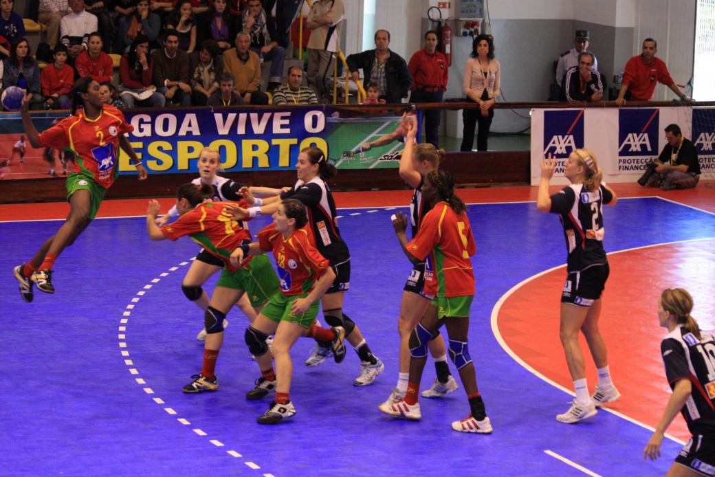 Portugal : Noruega - Torneio Internacional de Lagoa