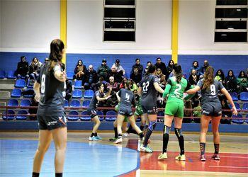 Sir 1º Maio/ ADA CJ Barros : Alavarium Love Tiles - Campeonato 1ª Divisão Feminina - foto: Alberto Neiva