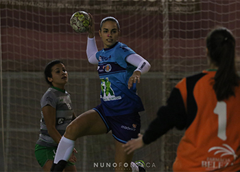 Campeonato 1ª Divisão Feminina: CA Leça - Madeira SAD