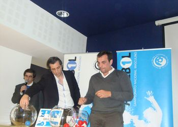 Sorteio Fase Final Andebol 1 2011-12