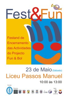 Cartaz Fest Fun 2009