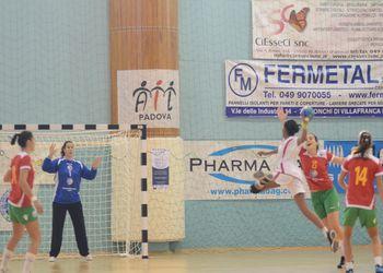 Portugal : Tunísia - 7º Campeonato do Mediterrâneo