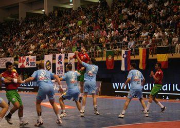 Portugal : Eslovénia - qualificação Euro 2012 - Espinho, 8.6.11