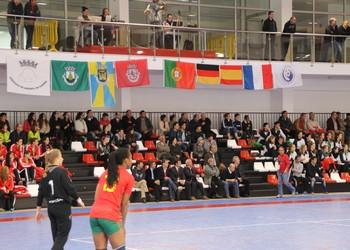 Torneio Quatro Nações 2015 - Portugal-França