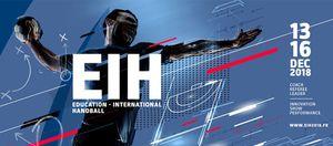 Banner International Handball School - França 2018