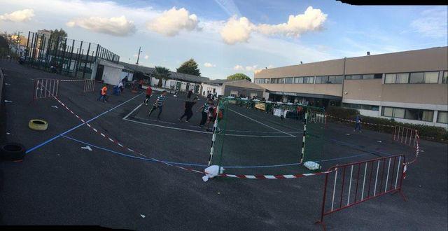 1º Torneio de Street Handball IPTrans