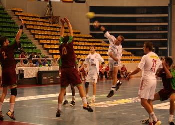 Portugal : República Checa - Campeonato Mundo Sub-21 masculinos Egipto 2009