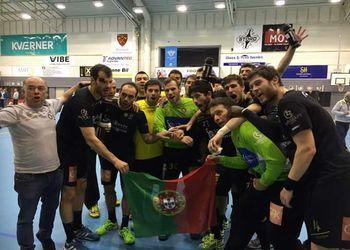 Liberty Seguros-ABC/UMinho apura-se para a final da Challenge Cup 2014/2015