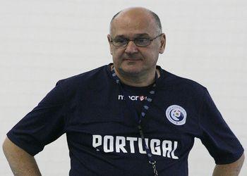 João Florêncio - seleccionador nacional