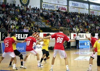 ABC : SL Benfica - Andebol 1