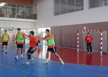 Scandibérico 2014 - Juniores B treinam em Figueira Castelo Rodrigo 1