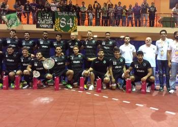 Sporting Clube Portugal vencedor do Torneio Internacional de Viseu 2015