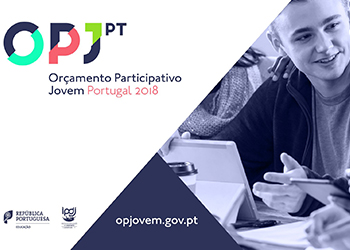Orçamento Participativo Jovem - Portugal 2018