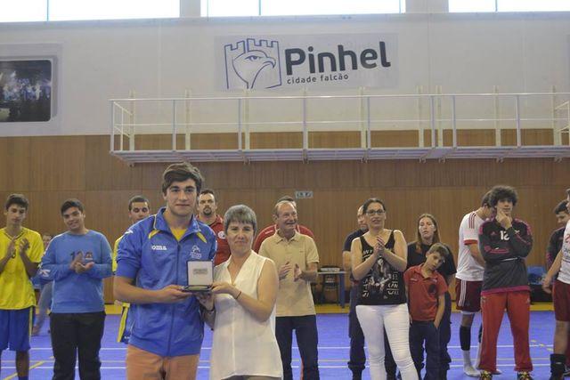 "7º Torneio de Andebol ""Linda Saraiva"" 2016 - entrega de prémios"