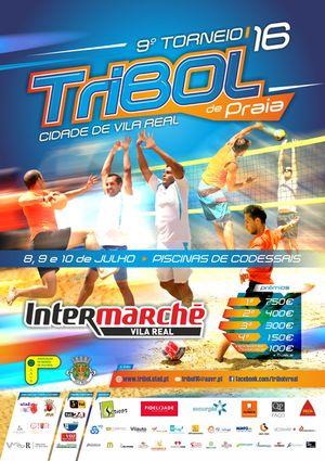 9º Torneio Tribol de Praia Cidade de Vila Real / Intermarché