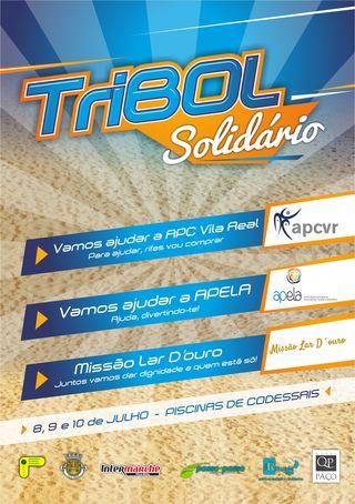 9º Torneio Tribol de Praia Cidade de Vila Real / Intermarché - solidário