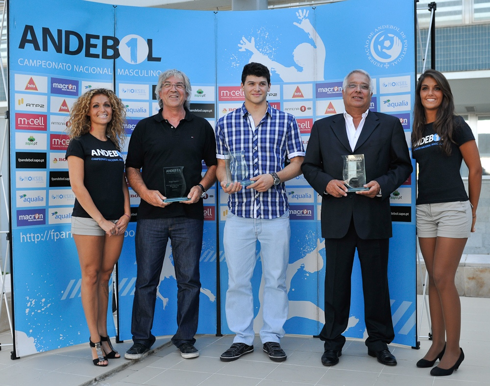 Premiados do Andebol 1