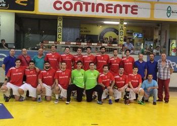 Arsenal da Devesa - campeão nacional seniores 3. divisão - 2013-14