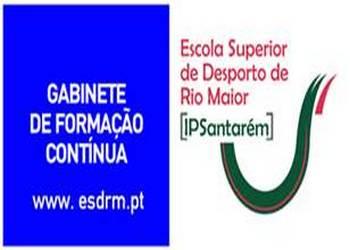 Logo Escola Superior Desporto Rio Maior