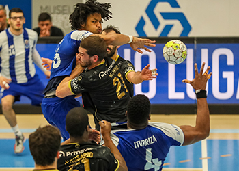 Campeonato Andebol 1 - FC Porto x ABC UMinho - Grupo A - 3ª Jornada