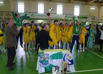 GC Tarouca campeão nacional 2ª divisão juvenis masculinos - 2011/12