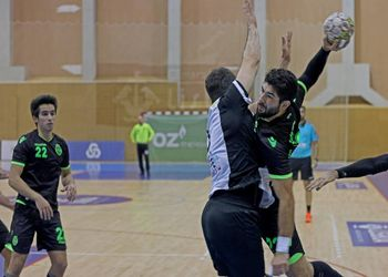 Sporting CP - A.S.D. Romagna Handball - Challenge Cup - foto: Ricardo Rosado