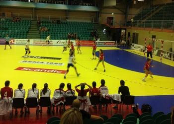 Fase do jogo POR-ESL - Europeu sub-19 - Dinamarca 2013