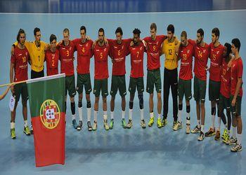 Seleção Nacional Juniores B Masculinos - Mundial Sub19