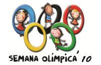 Logo Semana Olímpica 2010