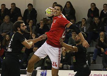 Águas Santas Milaneza : SL Benfica - Campeonato Andebol 1 - foto: PhotoReport.In