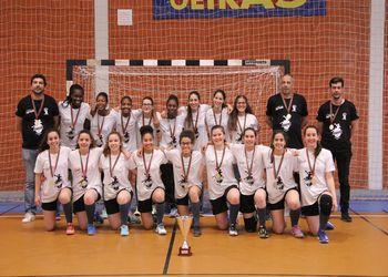 SIM Porto Salvo - Campeão Nacional de Iniciados Femininos 2017/ 2018
