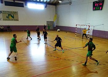 Campeonato Europeu de INAS 2018 - Portugal : Polónia (Masculino)