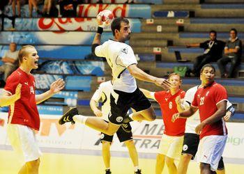 Portugal : Dinamarca - Campeonato Europa Sub20 Eslováquia 2010