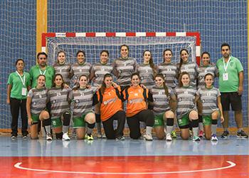 Campeonato 1ª Divisão Feminina - CA Leça x ND Santa Joana Maia - 2ª Jornada