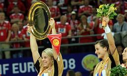 Noruega vence Campeonato da Europa Macedónia 2008