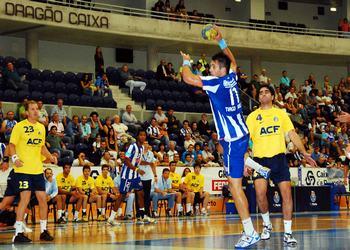 FC Porto-Madeira SAD - Andebol 1