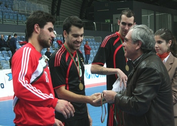Supertaca -Entrega premio Benfica