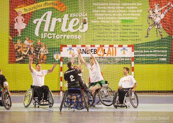 Meias-finais do Grupo Sul da Taça de Portugal de ACR 4 e ACR7