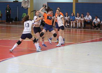 CS Madeira : ARC Alpendorada - Campeonato Nacional Juniores Femininos 2014/15 - foto: António Oliveira