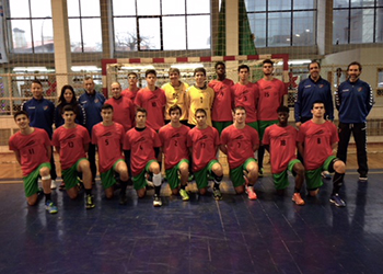 Torneio de Natal Cidade de Fafe 2017 - Juniores C