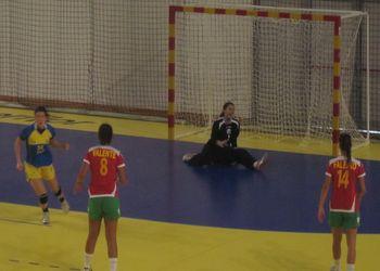 Portugal : Brasil - Campeonato do Mundo de Sub18 femininos