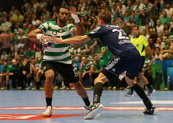 Frankis Carol - Sporting CP : Bjerringbro-Silkeborg - Velux EHF Champions League - foto: PhotoReport.In