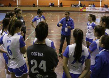 JAC Alcanena - Campeonato 1ª Divisão Feminina - foto: PhotoReport.In