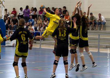 Alavarium : ADA Canelas - Fase Final Campeonato Nacional Iniciados Femininos 2ª Divisão