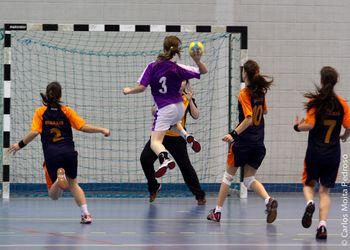 Didáxis : Quinta Nova - Fase Final Campeonato Nacional Iniciados Femininos 2ª Divisão